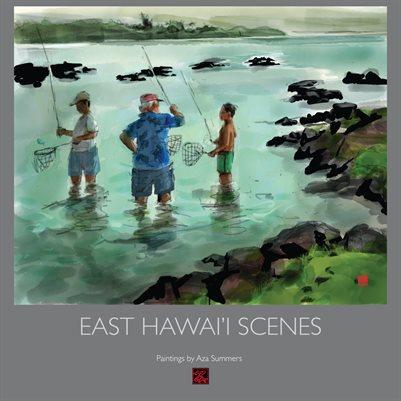 East Hawai'i Scenes 8x8