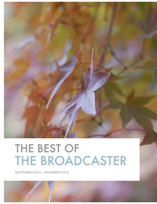 The Best of The Broadcaster 2015-2016