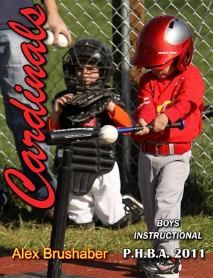 2011 P.H.B.A. Boys Instructional Cardinals 2