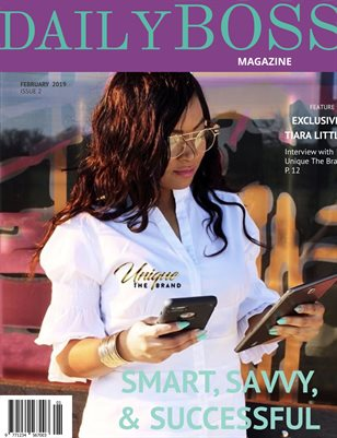 Smart Savvy Successful Edition by Daily BOSS