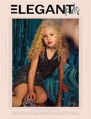 Elegant Kids #4 CVR-3 (March 2020)