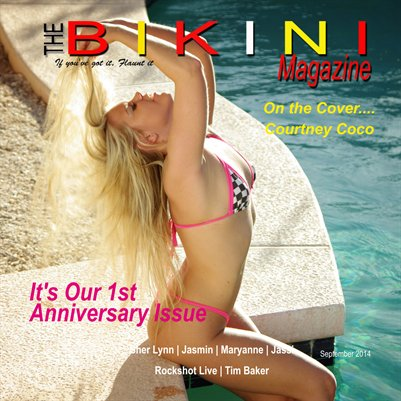 Bikini Magazine V 2 Issue 1 0914