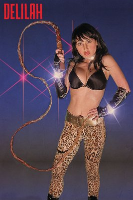 Ladies Revenge Club, Delilah poster