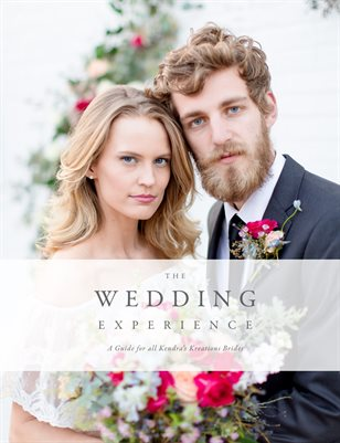The Wedding Experience with Kendra's Kreations