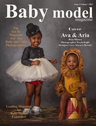 Baby Model Magazine Issue 2 Volume 7 2021