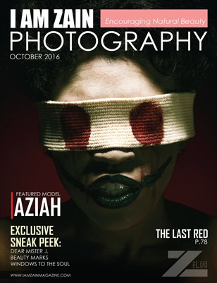 I Am Zain: Photography Issue 34