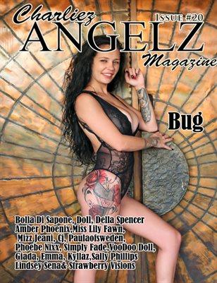 Charliez Angelz Issue #20 - Bug