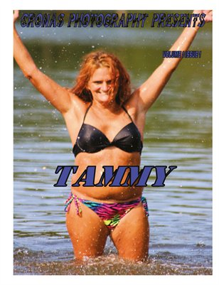 Cronas Photography Presents Tammy Issue 1