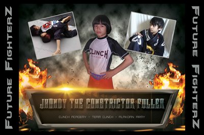 Jhondy Fuller Poster 2015