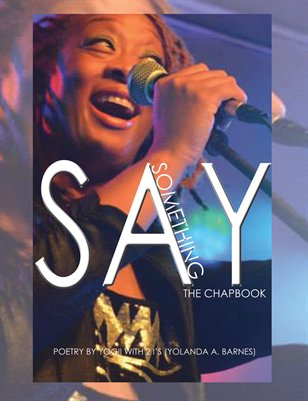 Say Something-Chapbook
