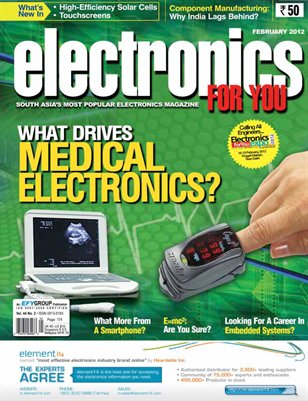 Electroics For You, February 2010