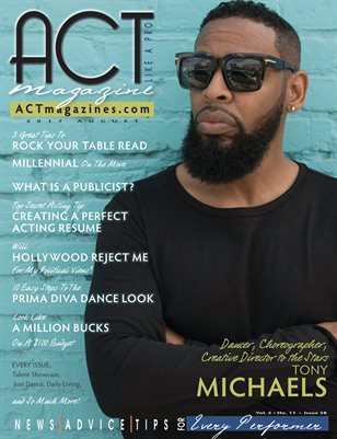 ACT Like A Pro Magazine Issue 38