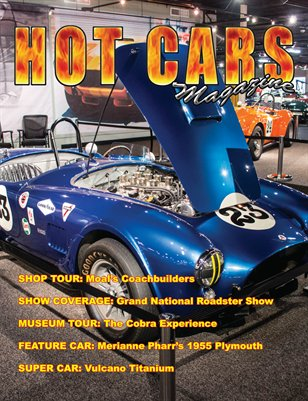 HOT CARS NO. 24