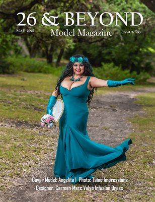 26 & Beyond Model Magazine Issue #60