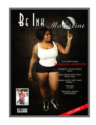 Be Ink Magazine Vol 1