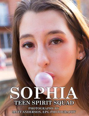 Sophia - Roller Girl | Teen Spirit Squad
