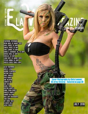 Elan Vital Magazine Veteran's Issue 2018