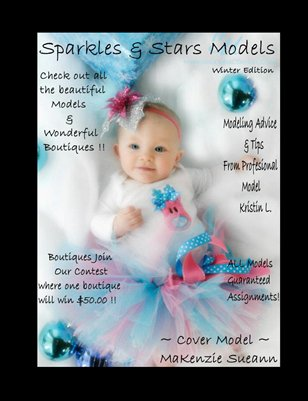 Sparkles & Stars Magazine Winter issue