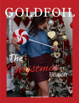 GOLDFOIL MAGAZINE - 03 - The Christmas Issue