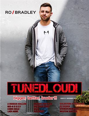 TunedLoud Magazine November 2017
