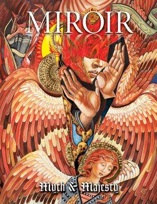 MIROIR MAGAZINE • Myth & Majesty • Carrie Ann Baade