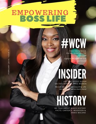 Empowering Boss Life | February 2019 | Issue 4