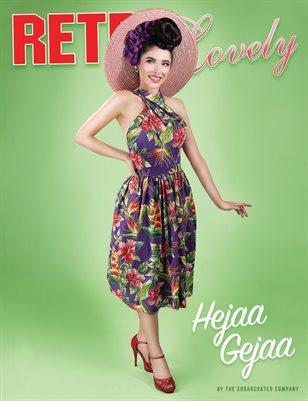 Retro Lovely No.119 – Hejaa Gejaa Cover