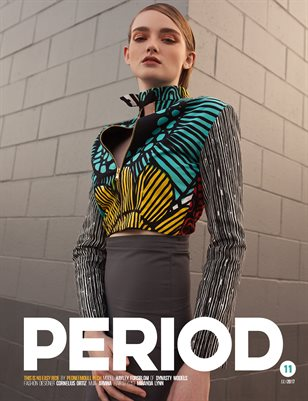 Period ELEVEN Cover B July 2017