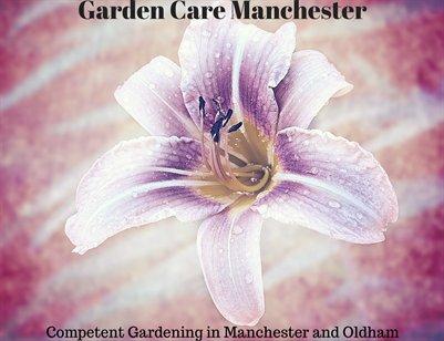 Gardeners in Oldham