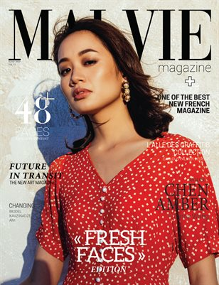 MALVIE Mag | Fresh Faces | Vol. 15 JUNE 2020