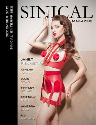 Sinical Magazine December 2015 - Janet Fischietto