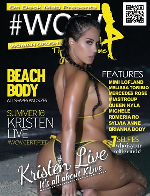 WCW Magazine Issue 6 Kristen Live