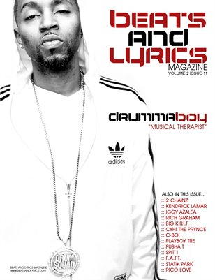 Beats And Lyrics Magazine Issue 11