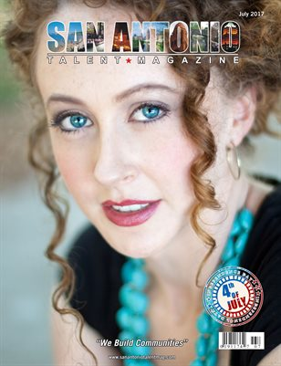 San Antonio Talent Magazine July 2017 Edition