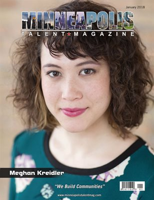 Minneapolis Talent Magazine January 2018 Edition