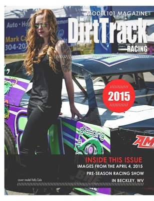 Model 101 Magazine Dirt Track Expo 2015