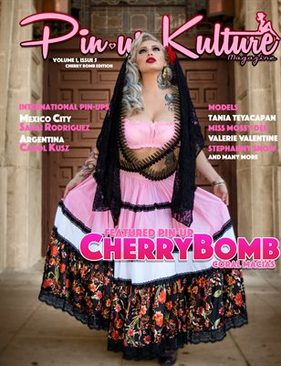 Pinup Kulture Volume 1 Issue 5 (CherryBomb Edition)