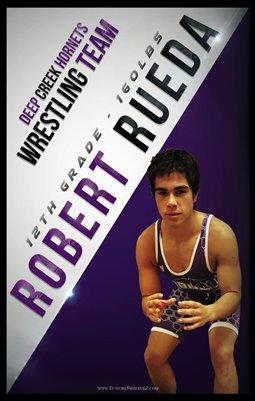 Robert Rueda 5x8 DC #1