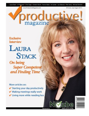 Laura Stack on being Super Competent