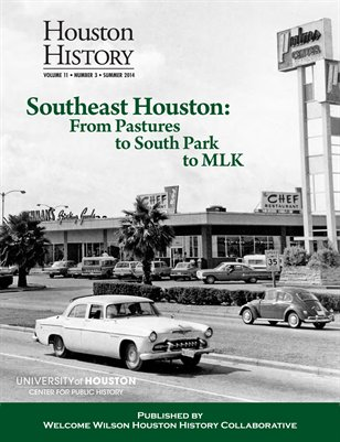 Houston History 11.3 Southeast Houston