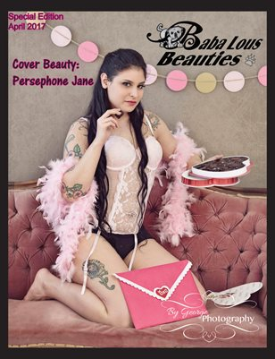Baba Lous Beauties- Pin Ups in Love Special Edition: April 2017
