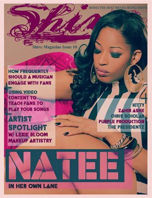 Natee- In Her Own Lane