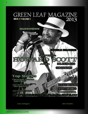 Green Leaf Magazine Limited Edition 5