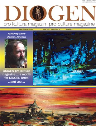 DIOGEN pro art magazine No 66... May 2016