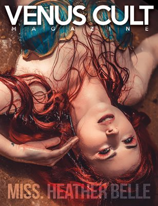 Venus Cult No.25 – Miss. Heather Belle Cover