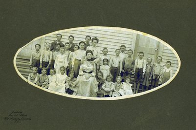 Cayce School, Fulton County, Kentucky