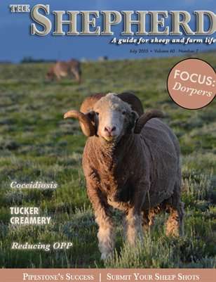 The Shepherd July 2015