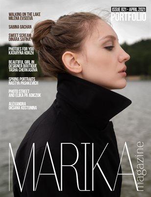 MARIKA MAGAZINE PORTFOLIO (ISSUE 821 - APRIL)