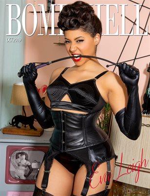 BOMBSHELL Magazine October 2019 BOOK 2 - Eva Leigh Cover