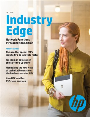 HP Industry Edge: NFV edition